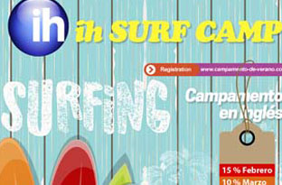 campamento surf inglés cantabria