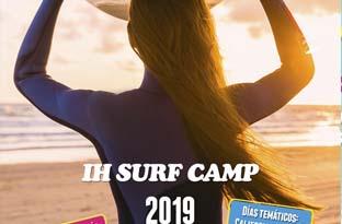 campamento de surf en inglés en Cantabria
